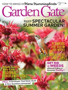 Garden Gate - Current Issue