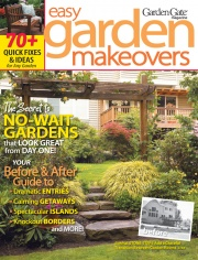 Easy Garden Makeovers book cover image