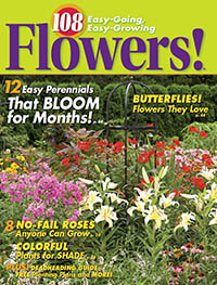 108 Flowers book cover image
